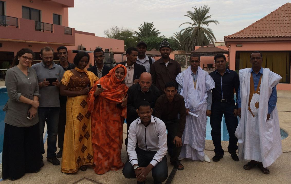 Mauritania_training_Dec_2014
