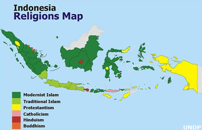 indonesireligionmap