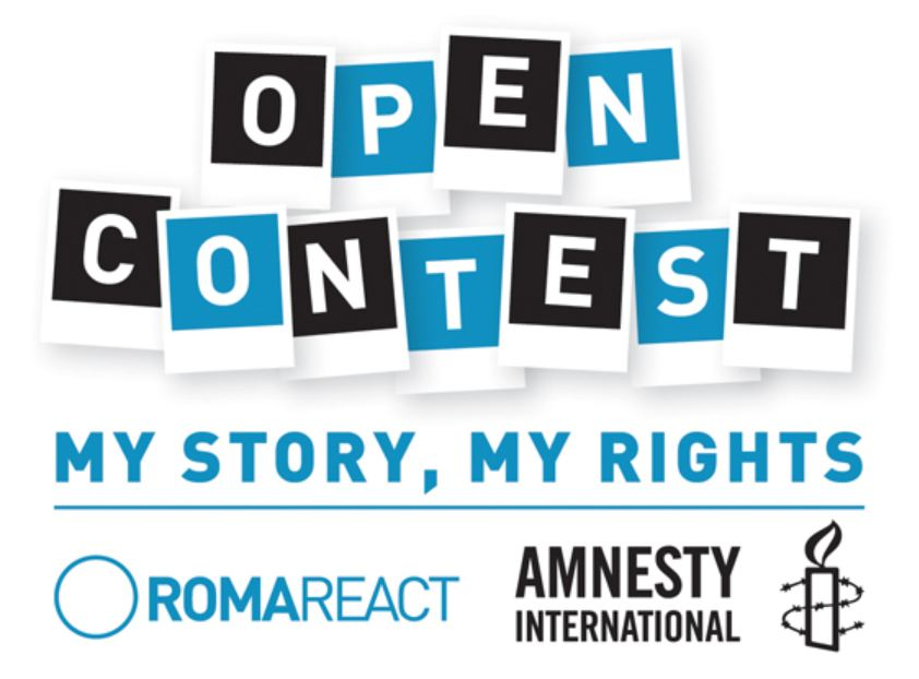 roma react and amnesty