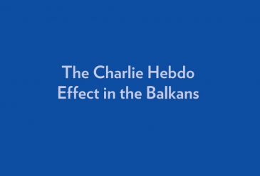 Study: The Charlie Hebdo Effect in the Balkans