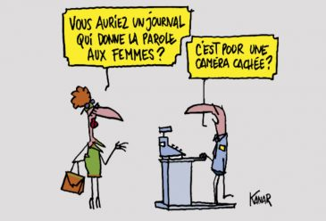 Study: Diversity and Equality in the Francophone Press in Belgium