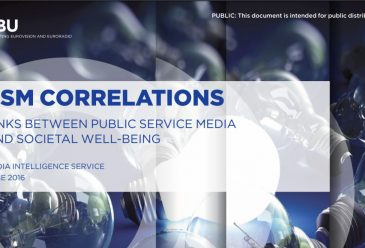 Study: Strong Public Service Media Contributes to a Healthy Democracy