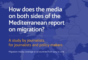 Study: How Does the Media on Both Sides of the Mediterranean report on...