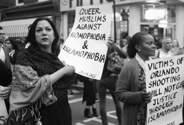 Muslim and LGBTQ? A Diversity Battle Plays Out In Birmingham