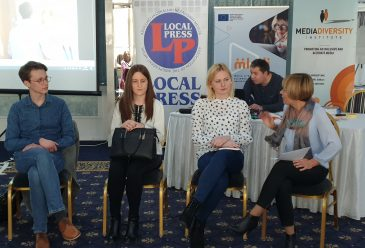 Training: Helping Journalists Make Youth Voices Mainstream