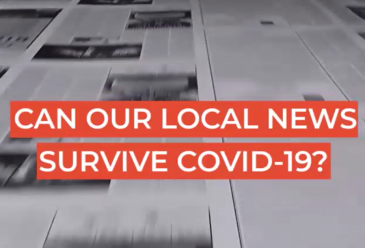 Can Our Local News Survive COVID-19?
