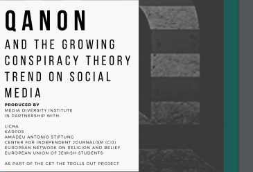 REPORT: QAnon and the Growing Conspiracy Theory Trend On Social Media