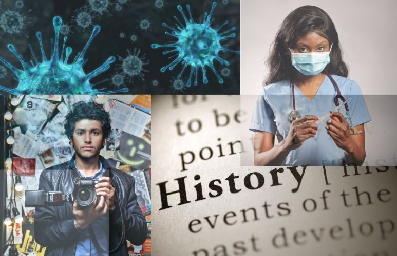 Who Will Write The History of the Coronavirus Pandemic?