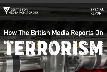How the British Media Reports Terrorism: CfMM Special Report