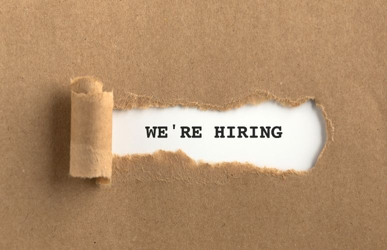 NOW HIRING: PT Communications Manager