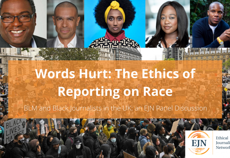 'Words Hurt: The Ethics of Reporting on Race'