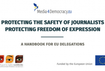 Protecting the Safety of Journalists, Protecting Freedom of Expression