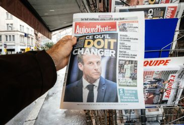 How Do France's Media Nourish Reactionary Moral Panic?