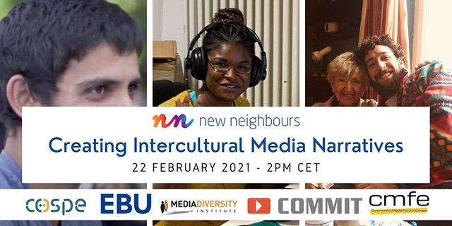 Event: Creating Intercultural Media Narratives