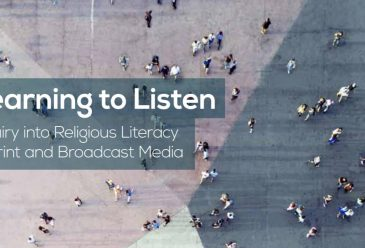 Inquiry into Religious Literacy in Print and Broadcast Media Report