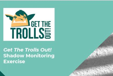Get the Trolls Out! Shadow Monitoring Exercise Report 2021
