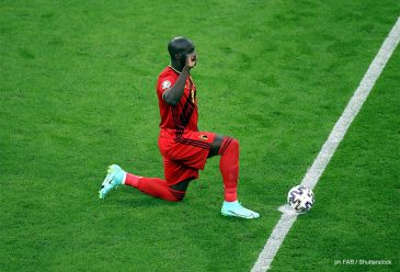 Taking the Knee During Euro 2020