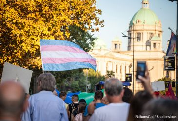 Being Trans in Serbia (part 1): The media's silence